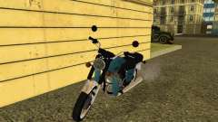 IZH Jupiter 4 for GTA San Andreas