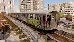 New graffiti for metrowakonowa