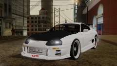 Toyota Supra TRD for GTA San Andreas