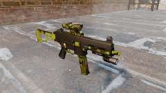 The submachine gun UMP45