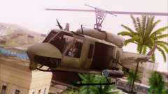 Bell UH-1N Twin Huey for GTA San Andreas