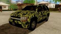 Chevrolet TrailBlazer Army