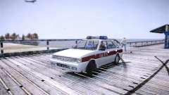 Daewoo FSO Polonez Caro Fire for GTA 4