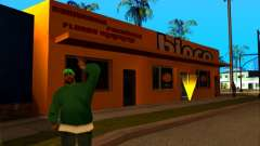 The new texture store Binco in LS for GTA San Andreas