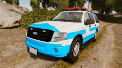 Ford Expedition Japanese Police SSV v2.5F [ELS]