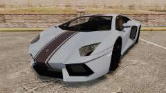 Lamborghini Aventador LP700-4 2012 [EPM] for GTA 4