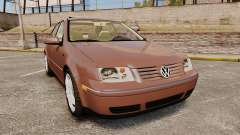 Volkswagen Bora 1.8T Camel for GTA 4