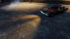 Orange light for GTA 4