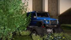 Mercedes-Benz G63 AMG 6X6 for GTA San Andreas
