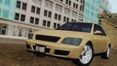 GTA IV Sultan for GTA San Andreas