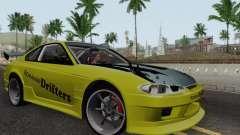 Nissan Silvia S15 Romanian Drifters for GTA San Andreas