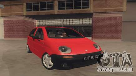 Daewoo Matiz I SE 1998 for GTA San Andreas