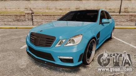 Mercedes-Benz B63 S Brabus for GTA 4