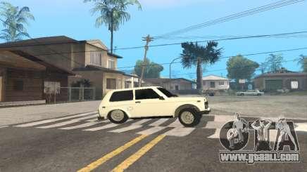 VAZ 21214 Avtosh for GTA San Andreas