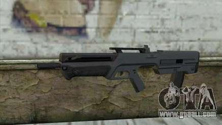 GTA V Advanced Rifle for GTA San Andreas