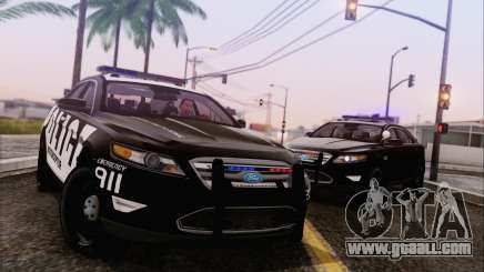 Ford Taurus Police for GTA San Andreas