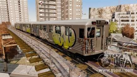New graffiti for metrowakonowa for GTA 4