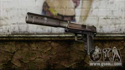 G17 pistol for GTA San Andreas