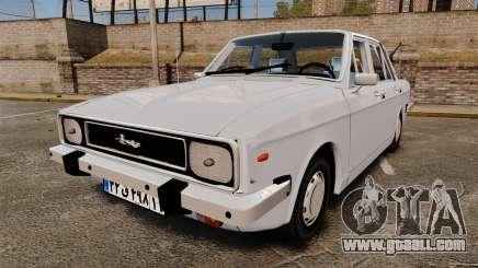IKCO Paykan 1970 for GTA 4