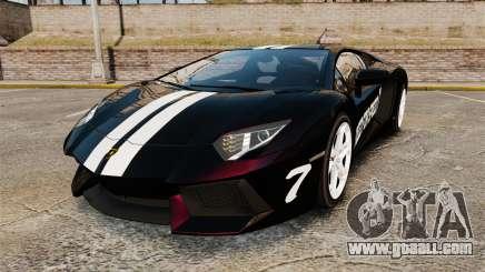 Lamborghini Aventador LP700-4 2012 [EPM] NFS for GTA 4
