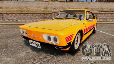 Volkswagen SP2 for GTA 4