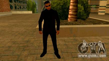 The new texture Wuzimu for GTA San Andreas