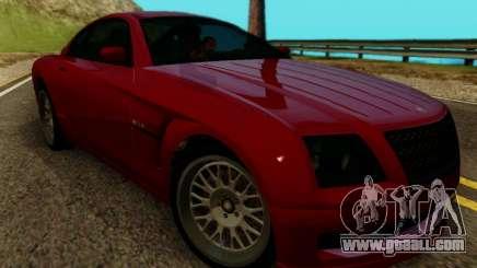 Fusilade GTA V for GTA San Andreas