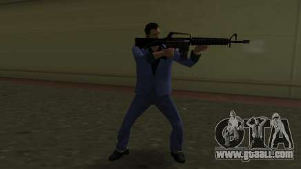 Weapons of Manhunt pack 2 for GTA Vice City