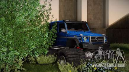 Mercedes-Benz G63 AMG 6X6 for GTA San Andreas