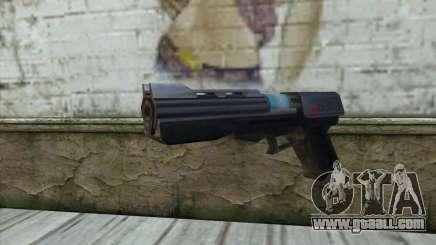 The gun from Star Wars for GTA San Andreas