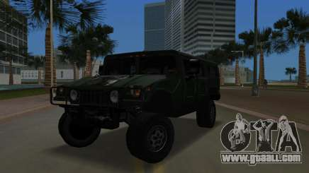 Hummer H1 Wagon for GTA Vice City