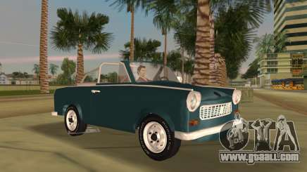 Trabant 601 Custom for GTA Vice City