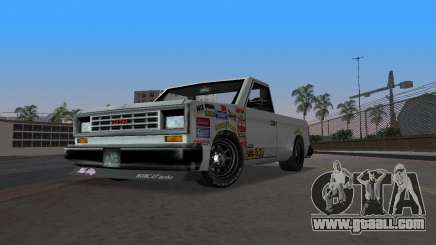 Bobcat Turbo for GTA Vice City