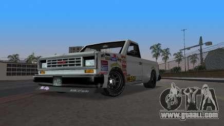 Bobcat Turbo for GTA Vice City