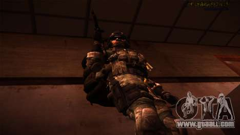Ranger из Call Of Duty: Ghosts for GTA San Andreas third screenshot