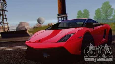Lamborghini Gallardo LP570-4 Edizione Tecnica for GTA San Andreas