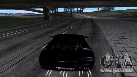 New Roads v1.0 for GTA San Andreas sixth screenshot