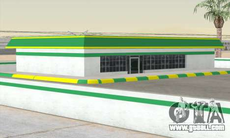 Filling in the style of WOG for GTA San Andreas third screenshot