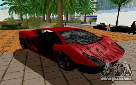 GTA 5 Pegassi Vacca for GTA San Andreas inner view