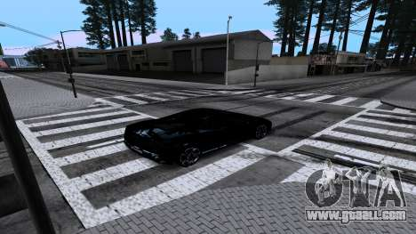 New Roads v1.0 for GTA San Andreas tenth screenshot