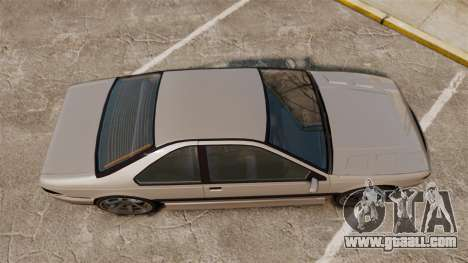 Vapid Fortune GTRS v2.0 for GTA 4 right view