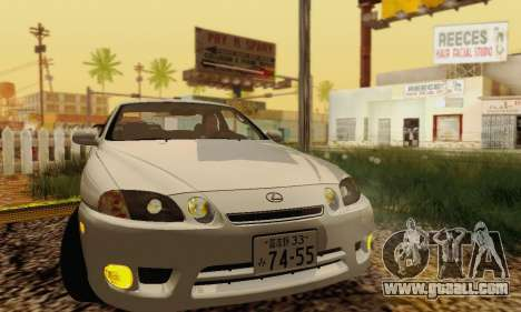 Lexus SC300 v1.01 [ImVehFT] for GTA San Andreas right view