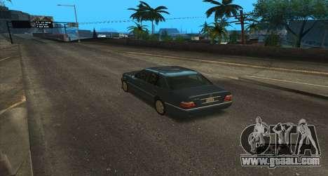 ENB Series for SA:MP for GTA San Andreas sixth screenshot