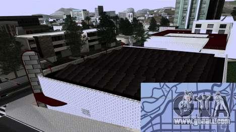 New TransFender for GTA San Andreas fifth screenshot