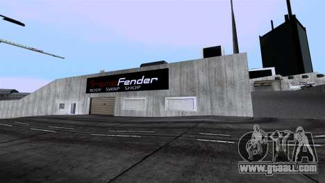 New Wang Cars for GTA San Andreas second screenshot