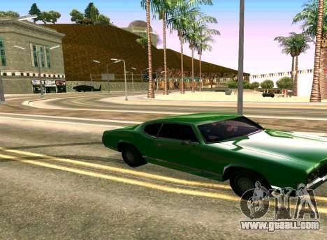ENBSeries by Sup4ik002 for GTA San Andreas sixth screenshot