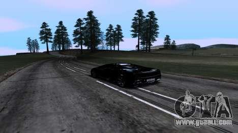 New Roads v1.0 for GTA San Andreas fifth screenshot