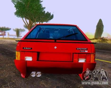 VAZ 2108 Tuneable for GTA San Andreas