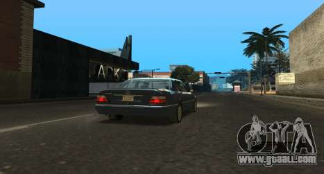 ENB Series for SA:MP for GTA San Andreas