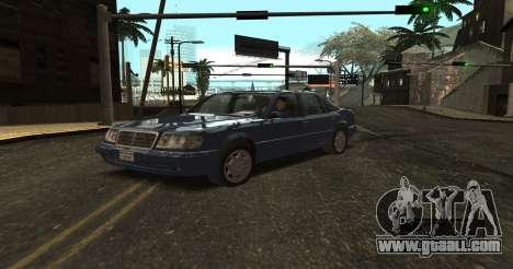 ENB Series for SA:MP for GTA San Andreas seventh screenshot